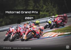 Motorrad Grand Prix 2021 – Kalender – Format: DIN A3 | MotoGP von Wobser,  Steve