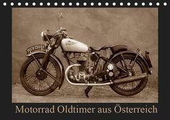 Motorrad Oldtimer aus Österreich (Tischkalender 2019 DIN A5 quer) von Siebenhühner,  Gabi