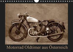 Motorrad Oldtimer aus Österreich (Wandkalender 2019 DIN A4 quer) von Siebenhühner,  Gabi