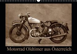 Motorrad Oldtimer aus Österreich (Wandkalender 2020 DIN A3 quer) von Siebenhühner,  Gabi