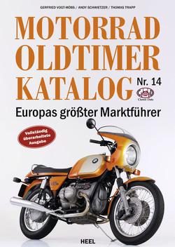 Motorrad Oldtimer Katalog Nr. 14 von Schwietzer,  Andy, Trapp,  Thomas, Vogt-Möbs,  Gerfried