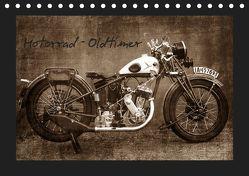 Motorrad Oldtimer (Tischkalender 2019 DIN A5 quer) von Siebenhühner,  Gabi