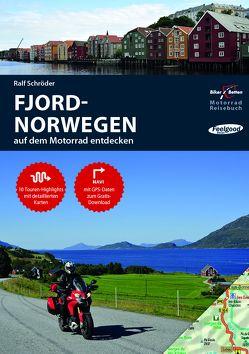 Motorrad Reiseführer Fjord-Norwegen von Schröder,  Ralf