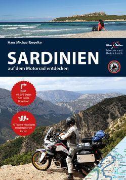 Motorrad Reiseführer Sardinien von Engelke,  Hans Michael