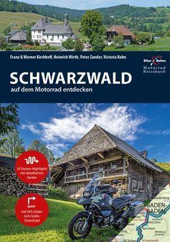 Motorrad Reiseführer Schwarzwald von Kirchhoff,  Franz, Kirchhoff,  Werner