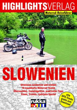 Motorrad-Reiseführer Slowenien