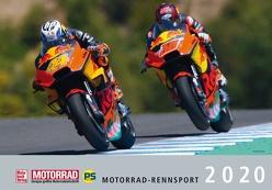 Motorrad Rennsport-Kalender 2020