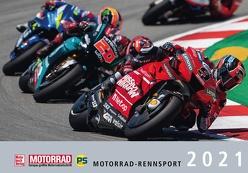 Motorrad Rennsport-Kalender 2021