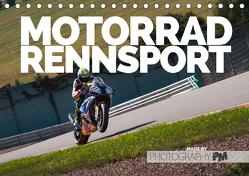 Motorrad Rennsport (Tischkalender 2019 DIN A5 quer) von PM,  Photography