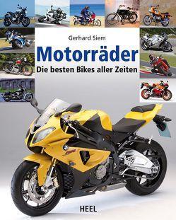 Motorräder von Gerhard Siem,  Gerhard, Siem,  Gerhard