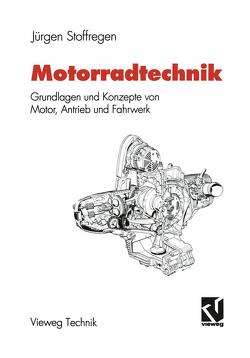 Motorradtechnik von Stoffregen,  Jürgen
