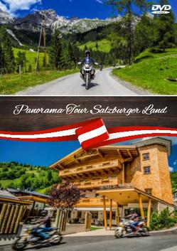 Motorradtouren-DVD Salzburger Land