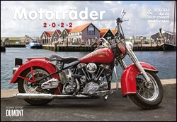 Motorräder & Routen 2022 – Broschürenkalender – mit Schulferientabelle – Format 42 x 29 cm von Seiffert,  Achim