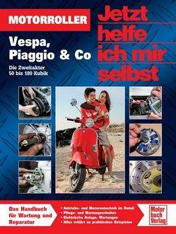 Motorroller von Korp,  Dieter