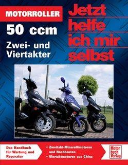 Motorroller – 50 ccm, Zwei- und Viertakter von Korp,  Dieter