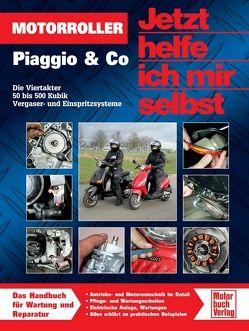 Motorroller Piaggio & Co. von Korp,  Dieter, Pandikow,