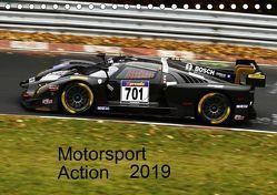 Motorsport Action 2019 (Tischkalender 2019 DIN A5 quer) von Töllich,  Felix
