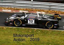 Motorsport Action 2019 (Wandkalender 2019 DIN A2 quer) von Töllich,  Felix