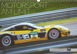 Motorsport am Limit 2021 (Wandkalender 2021 DIN A3 quer) von PM,  Photography