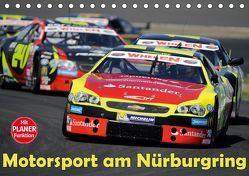 Motorsport am Nürburgring (Tischkalender 2019 DIN A5 quer) von Wilczek,  Dieter-M.
