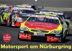 Motorsport am Nürburgring (Wandkalender 2019 DIN A2 quer) von Wilczek,  Dieter-M.