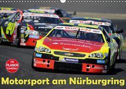 Motorsport am Nürburgring (Wandkalender 2019 DIN A3 quer) von Wilczek,  Dieter-M.