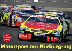 Motorsport am Nürburgring (Wandkalender 2019 DIN A4 quer) von Wilczek,  Dieter-M.