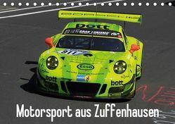 Motorsport aus Zuffenhausen (Tischkalender 2019 DIN A5 quer) von Morper,  Thomas