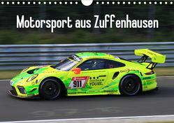 Motorsport aus Zuffenhausen (Wandkalender 2021 DIN A4 quer) von Morper,  Thomas
