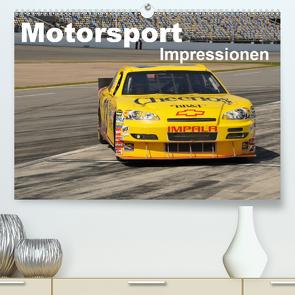 Motorsport – Impressionen (Premium, hochwertiger DIN A2 Wandkalender 2020, Kunstdruck in Hochglanz) von Bade,  Uwe