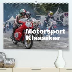 Motorsport Klassiker (Premium, hochwertiger DIN A2 Wandkalender 2020, Kunstdruck in Hochglanz) von Billermoker