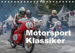 Motorsport Klassiker (Tischkalender 2019 DIN A5 quer) von Billermoker