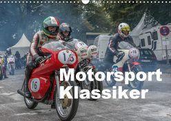 Motorsport Klassiker (Wandkalender 2019 DIN A3 quer) von Billermoker