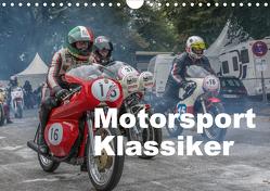 Motorsport Klassiker (Wandkalender 2020 DIN A4 quer) von Billermoker