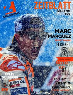 Motorsport ZeitBlatt Magazin #1 von Uwe Marcus,  Rykov