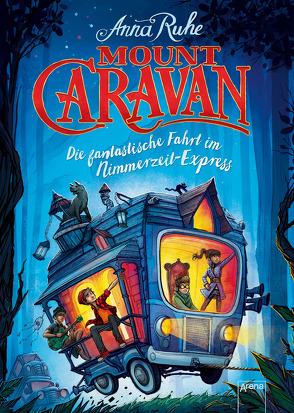 Mount Caravan von Meinzold,  Max, Ruhe,  Anna