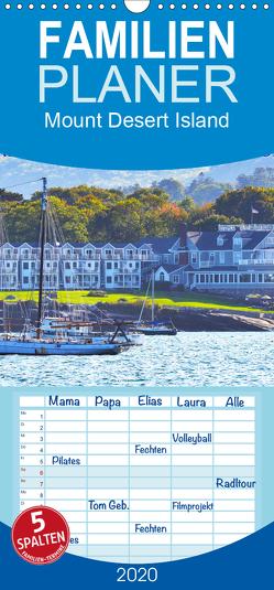 Mount Desert Island Acadia National Park und Bar Harbor – Familienplaner hoch (Wandkalender 2020 , 21 cm x 45 cm, hoch) von Styppa,  Robert