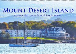 Mount Desert Island Acadia National Park und Bar Harbor (Wandkalender 2019 DIN A2 quer) von Styppa,  Robert