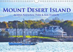 Mount Desert Island Acadia National Park und Bar Harbor (Wandkalender 2019 DIN A4 quer) von Styppa,  Robert