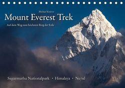 Mount Everest Trek (Tischkalender 2019 DIN A5 quer) von Knüver,  Michael