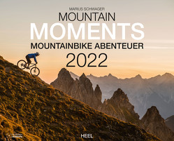 Mountain Moments 2022 von Schwager,  Marius