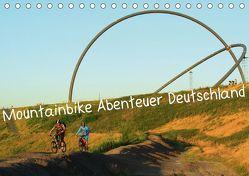 Mountainbike Abenteuer Deutschland (Tischkalender 2019 DIN A5 quer) von Rotter,  Matthias