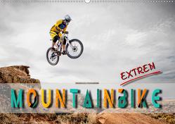 Mountainbike extrem (Wandkalender 2020 DIN A2 quer) von Roder,  Peter