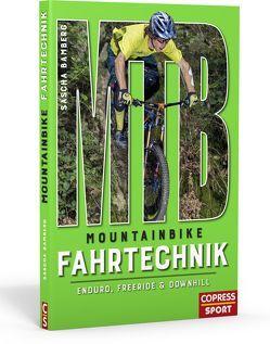 Mountainbike Fahrtechnik von Bamberg,  Sascha