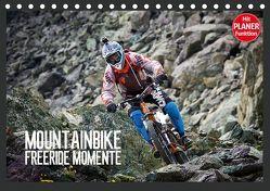 Mountainbike Freeride Momente (Tischkalender 2019 DIN A5 quer) von Meutzner,  Dirk