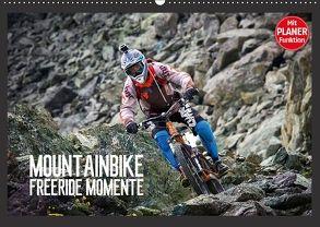 Mountainbike Freeride Momente (Wandkalender 2018 DIN A2 quer) von Meutzner,  Dirk