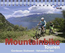 Mountainbike Touren Gardasee Südwest – Valvestino See von Durner,  Günter, Plott,  Susi