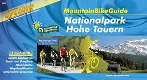 MountainbikeGuide Nationalpark Hohe Tauern von Esterbauer Verlag
