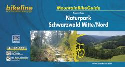 MountainBikeGuide Naturpark Schwarzwald Mitte/Nord von Esterbauer Verlag
