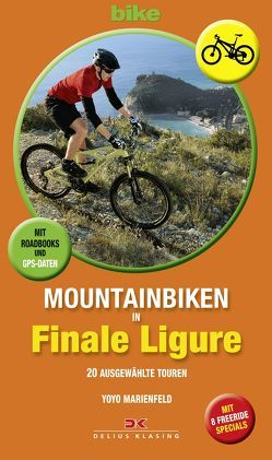 Mountainbiken in Finale Ligure von Marienfeld,  Yoyo